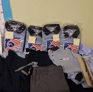 USPS uniforms